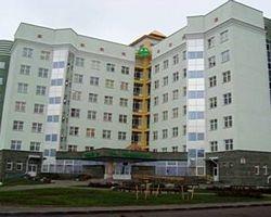 Дорожная больница на ст. свердловск